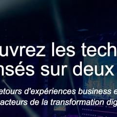 Microsoft Techdays : les innovations disruptives et l'économie collaborative