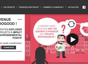 We Do Good,le financement participatif positif