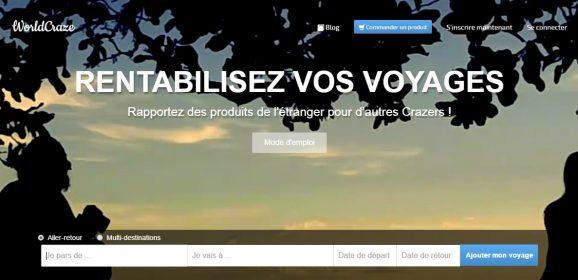 Avec WorldCraze, offrez vous des produits du monde entier !