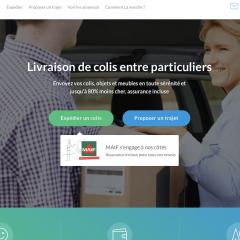 Découvrez la livraison collaborative avec Cocolis