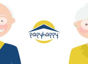 L'économie collaborative et Papyhappy : la belle vie pour les seniors