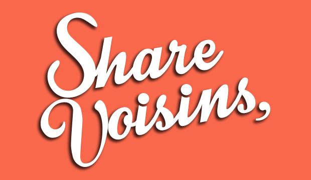 share voisins partage gratuit